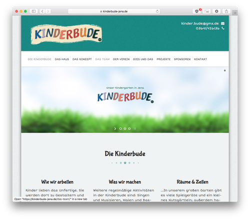 Screenshot: Kinderbude